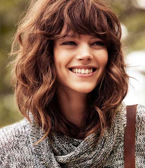 Cute Hairstyles For Medium Short Hair