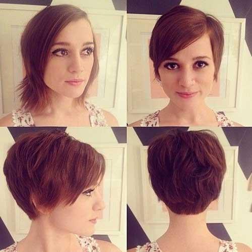 Cute Short Hair Cuts Styles for Girls