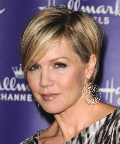 10 Short Cute Hairstyles for Round Faces | The Best Short Hairstyles ...