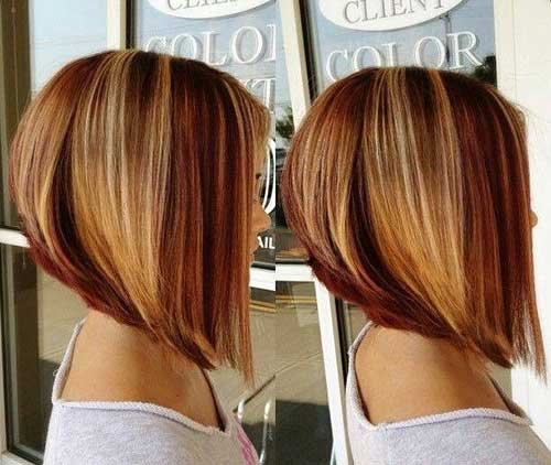 Short hair styles with highlights choice image hair extension 15 ideas for blonde highlights short hair of short hair color highlights for short hair 2016 pmusecretfo Images