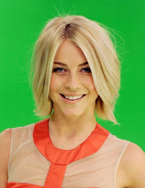 Julianne Hough Nice Bob Haircuts