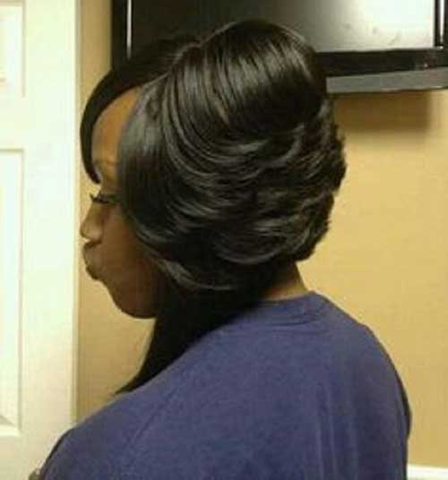 sew in bobs for black women short hairstyle 2013