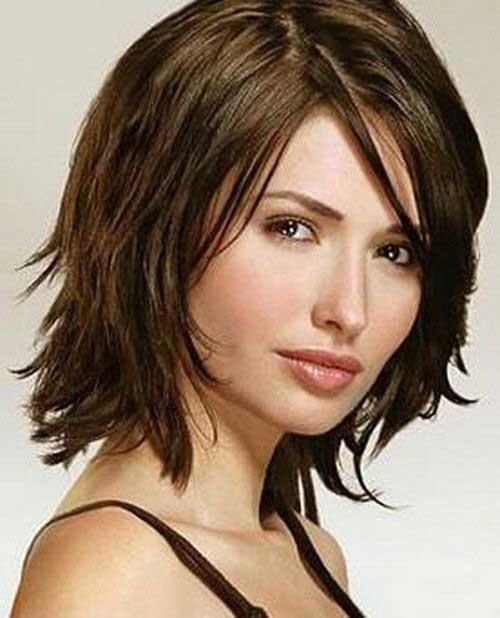 Pleasant Wavy Layered Bob Haircuts Imagesgratisylegal Hairstyle Inspiration Daily Dogsangcom