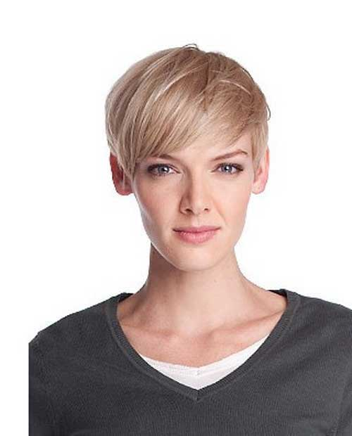 Pictures Of Cute Short Haircuts for Thin Fine Blonde Hair