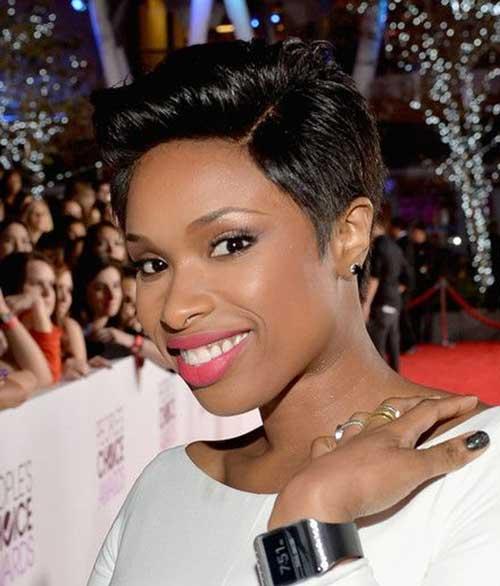 Best Pixie Cut On Black Women