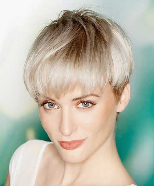 Pixie Haircuts Look More Stylish And Attractive With The Darker Hair