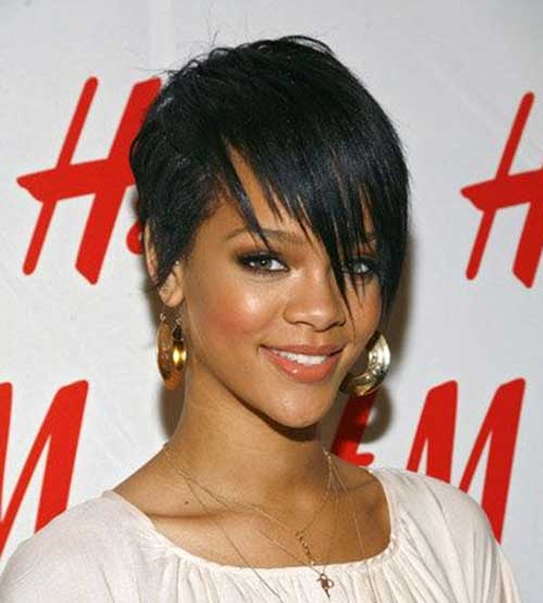 Cute Pixie Hairstyles for Black Women