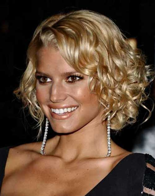 Short Curly Hairstyles 2015 The Best Short Hairstyles
