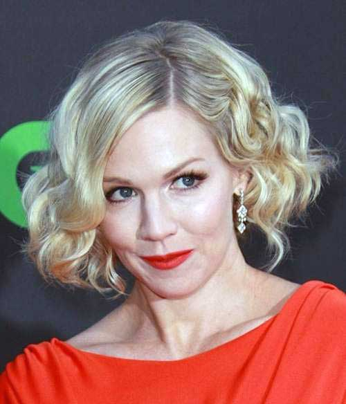 Short Curly Haircut for Women 30