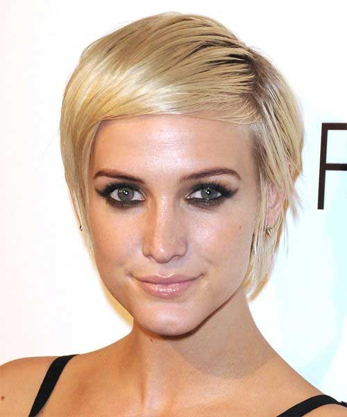 Pictures Of Cute Short Haircuts For Thin Fine Hair The