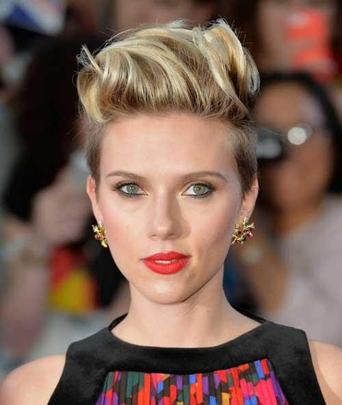 Nice Short Hair Cuts Styles Women