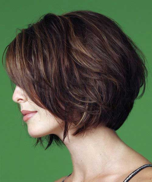 Short Haircuts Side View for Women 30