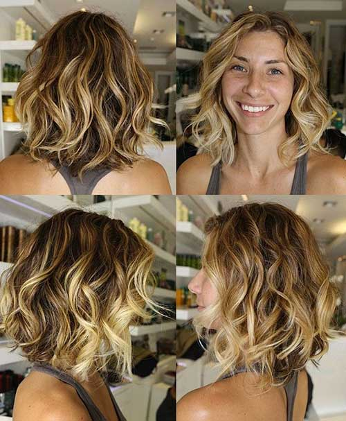 Best Short Haircuts with Highlights