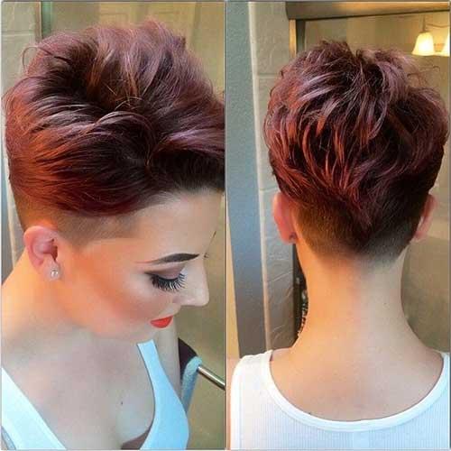Short Trendy Hair Styles for Girls