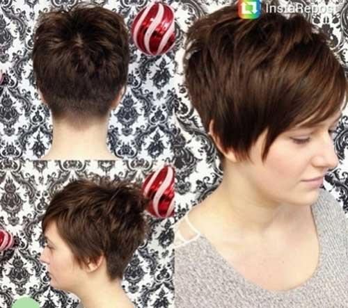 Very Short Hair Cuts Pixie Ideas