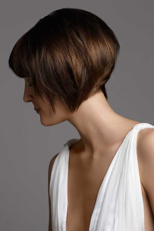 very short bob hairstyles back view very short hair cuts the best short hairstyles for women