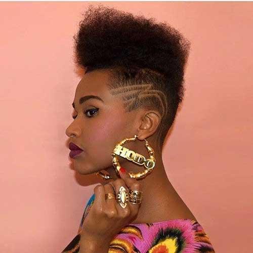 Black Girl Short Hairstyles-12