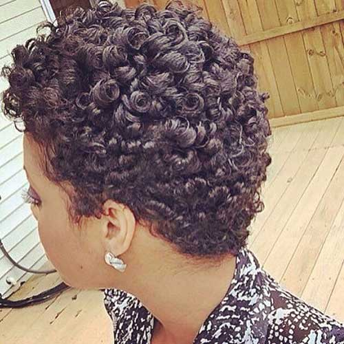 Natural Hairstyles for Short Hair-12