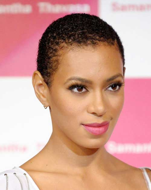 Black Girl Short Hairstyles-13