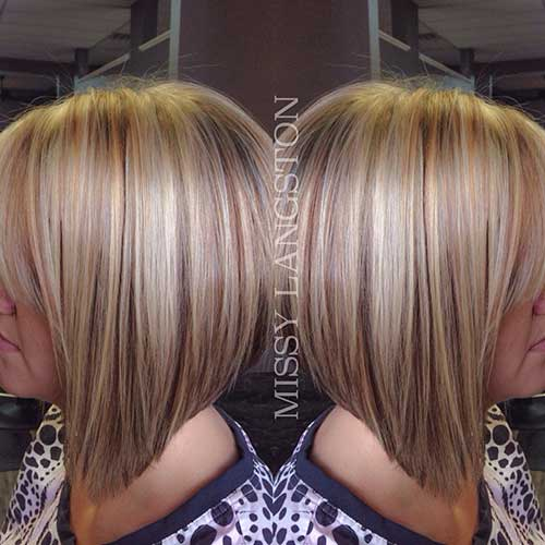 Short Inverted Bob With Wedge. on long inverted pixie hairstyles