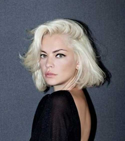 Short Blonde Hair-15