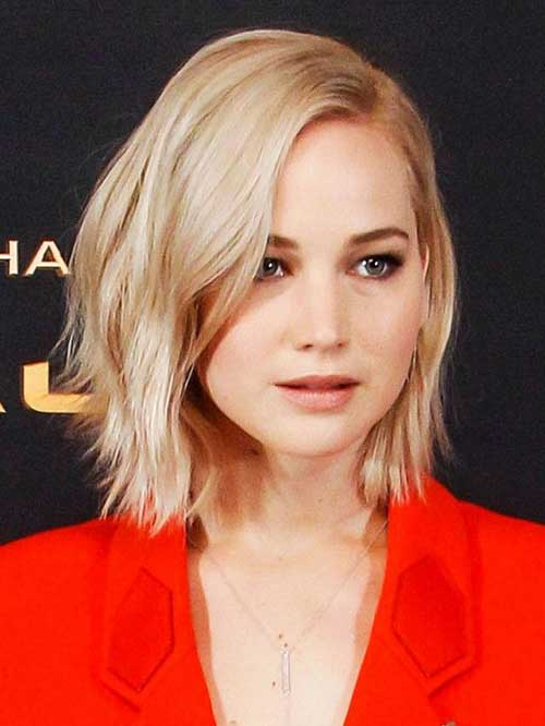 Short Hairstyles for Wavy Hair-15