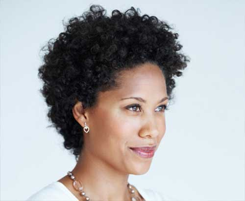 Natural Hairstyles for Short Hair-16