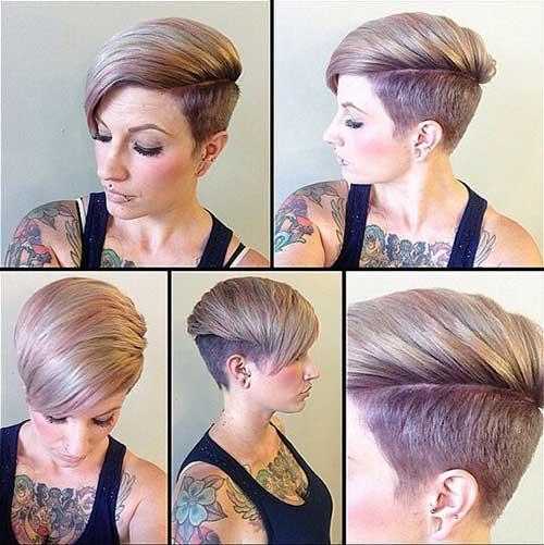 Short Hair Trends 2016-17