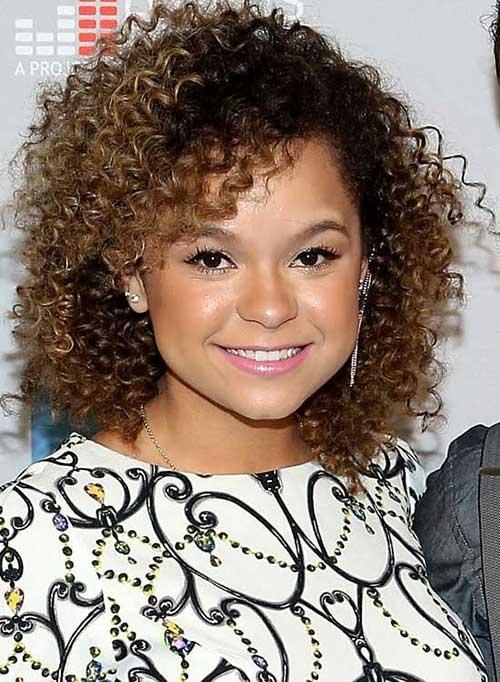 Short Curly Hairstyles The Best Short Hairstyles For