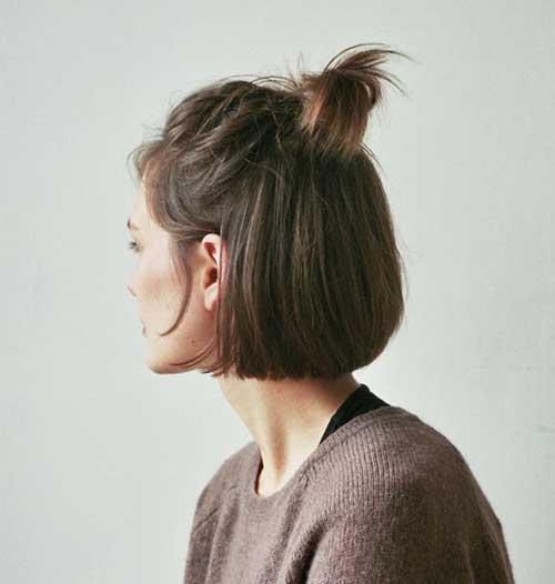 Short Hair Styles 2016-18