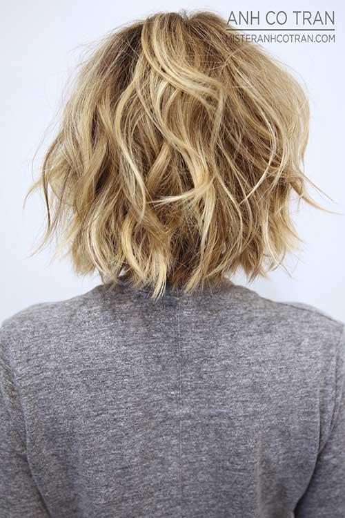 Short Hair Trends 2016-18