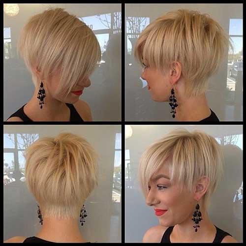 Short Hair Trends 2016-21