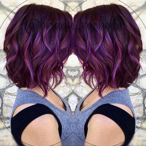 Short Layered Haircuts-22