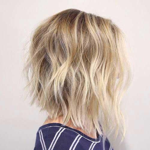 Short Layered Haircuts-25