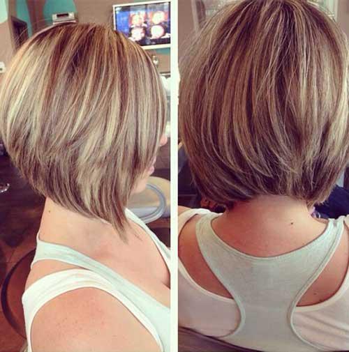 Short Layered Haircuts-8