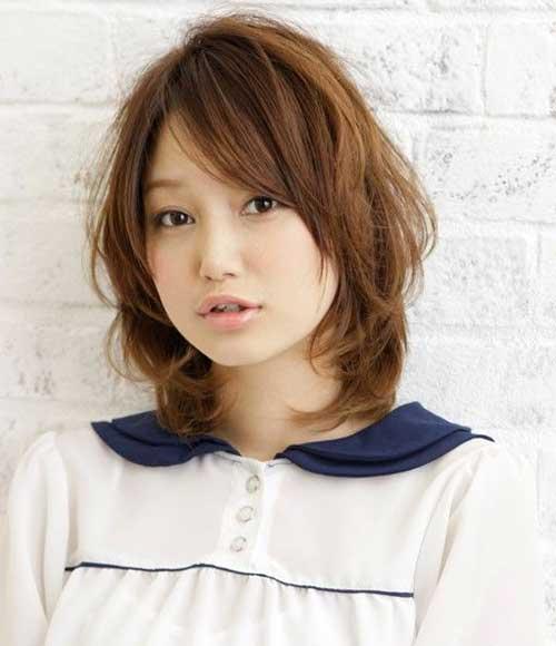 Cute Short Haircuts for Girls-9