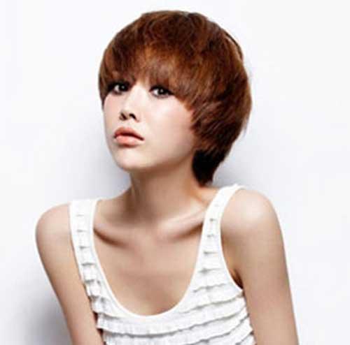 Asian Cute Short Pixie Haircuts