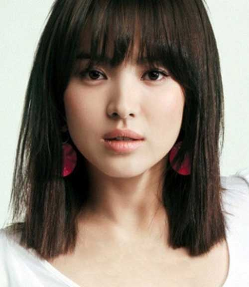 Asian Short Haircut | The Best Short Hairstyles for Women 2016
