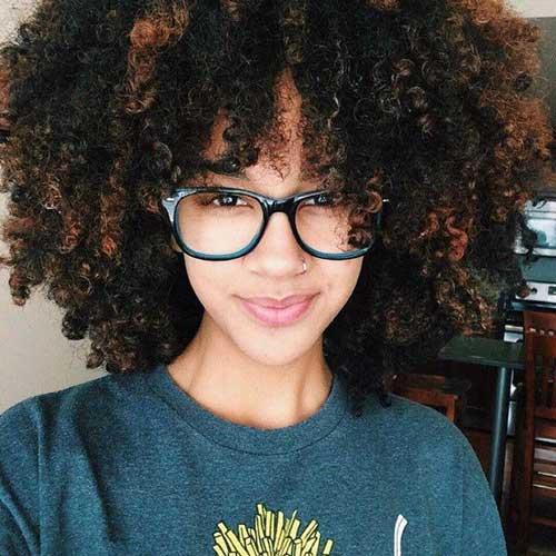 Black Girls with Short Hair