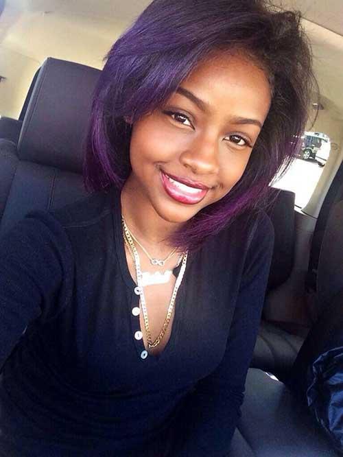 Trendy Black Women Bob Hairstyles 2014-2015