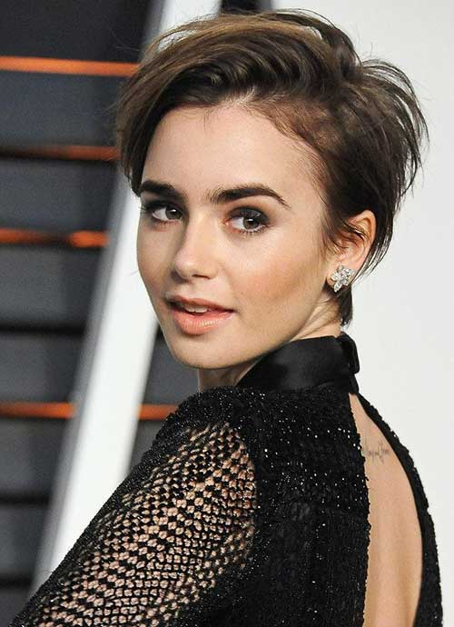 Best Chic Short Pixie Hair Styles for Woman