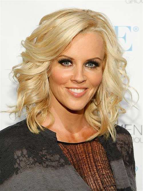 Curly Short to Medium Haircuts for Women