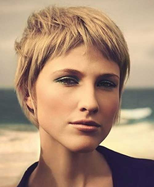 Best Honey Blonde Short Hairstyles