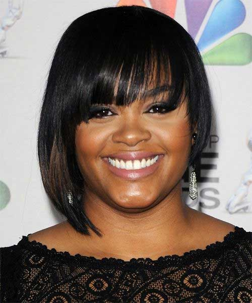 Layered Bob Hairstyles for Black Women 2014-2015