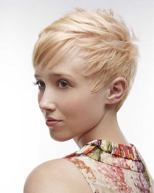 Hairstyles For Straight Thin Hair: Short Haircuts For Straight Thin Hair