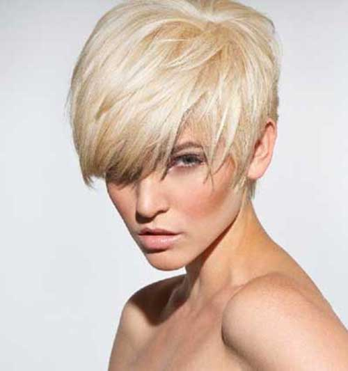 Best Layered Long Pixie Cuts for Girls