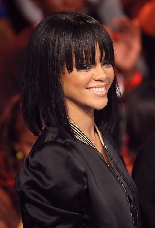 Best Long Bob Hairstyles for Black Women