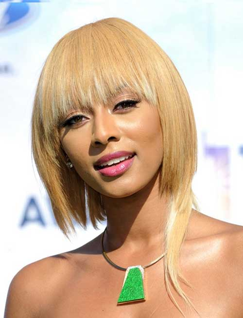 Long Blonde Bob for Black Women