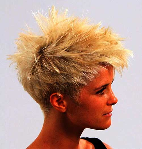 Punk Hairstyles For Short Hair The Best Short Hairstyles for Women ...