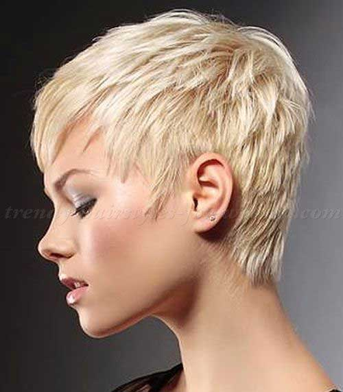 Very Short Cropped Hair | The Best Short Hairstyles for Women 2016